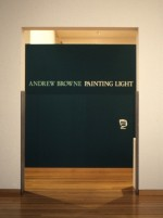 Andrew Browne: Painting Light, 1999 by Andrew Browne
