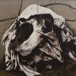 Apparition #1 (ragbag), 2009 by Andrew Browne